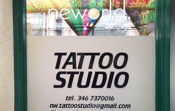 studio tatuaggi MIlano Monza